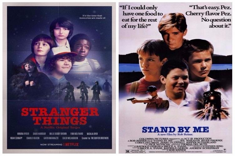Stranger Things Acerta No Marketing Com Cartazes Inspirados